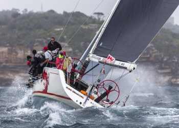​​​​​​​Sydney Short Ocean Racing Championship – a weekend of thrilling racing